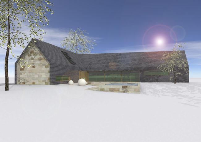 ash architectes maison individuelle touques