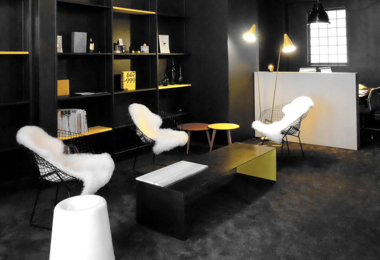Ash architectes nos bureaux à Rouen
