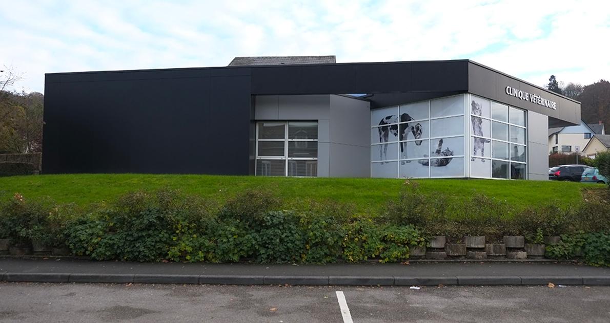 Ash architectes clinique vétérinaire Rouen
