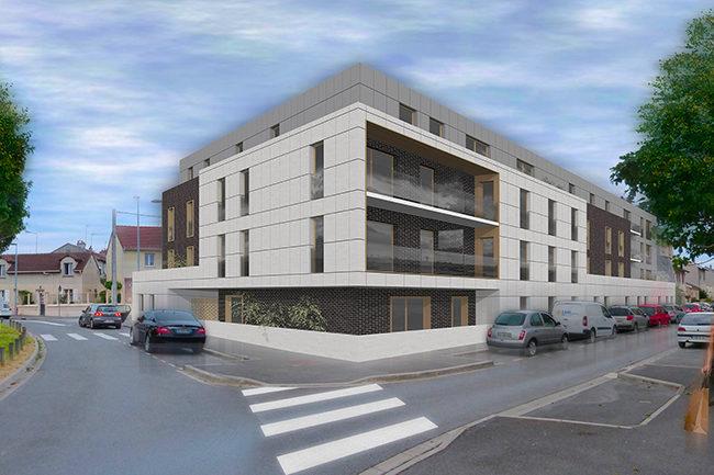 ash architectes logements collectifs